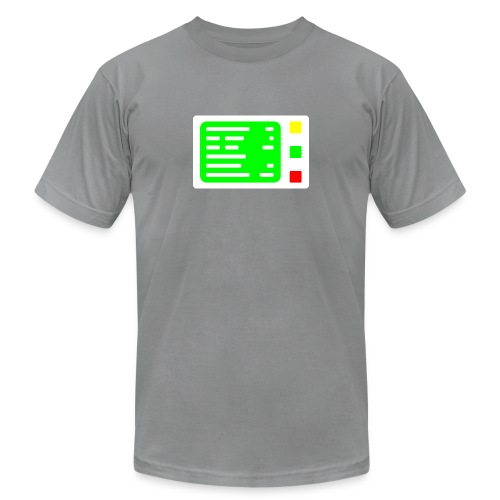 Computer - Unisex Jersey T-Shirt by Bella + Canvas