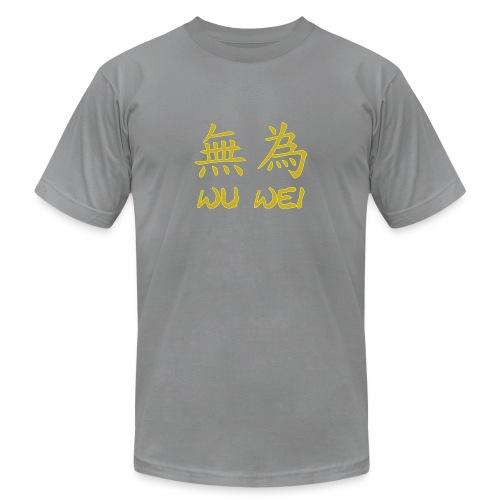 wu wei - Unisex Jersey T-Shirt by Bella + Canvas