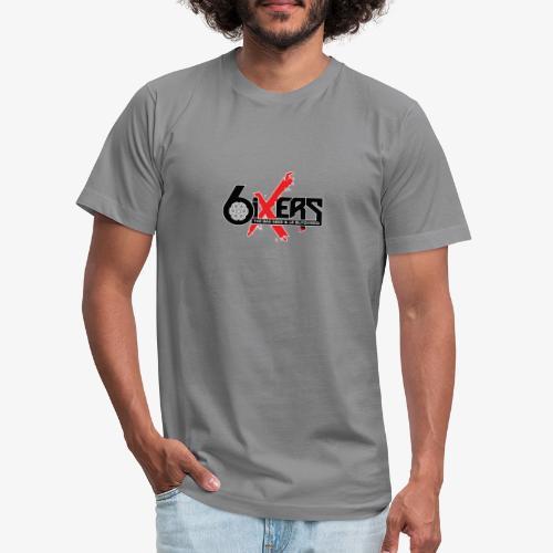 6ixersLogo - Unisex Jersey T-Shirt by Bella + Canvas