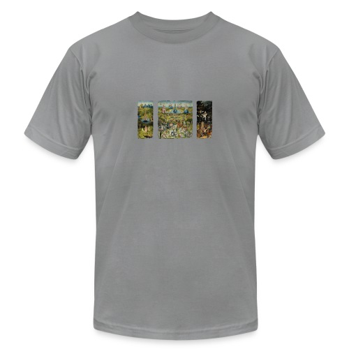 Garden Of Earthly Delights - Unisex Jersey T-Shirt by Bella + Canvas