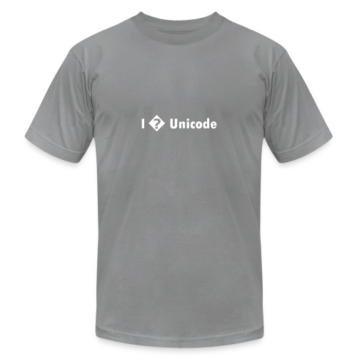 I � Unicode - Men's Jersey T-Shirt