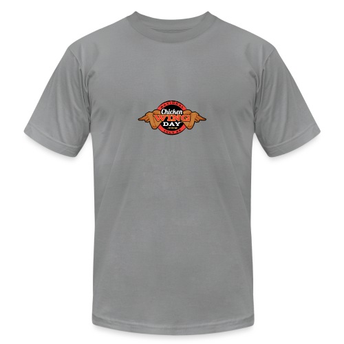 Chicken Wing Day - Unisex Jersey T-Shirt by Bella + Canvas