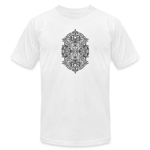 Eternal Voyage 4 - B&W - Unisex Jersey T-Shirt by Bella + Canvas