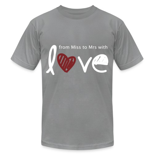 From Miss To Mrs - Men's Jersey T-Shirt