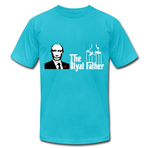 The Blyat Father - Men's Jersey T-Shirt