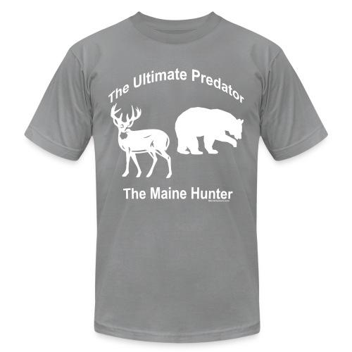 Ultimate Predator - Unisex Jersey T-Shirt by Bella + Canvas