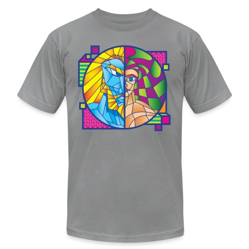 Zeus & Son - Unisex Jersey T-Shirt by Bella + Canvas