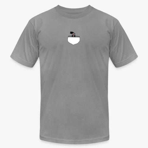 Scar Pocket Buddy - Unisex Jersey T-Shirt by Bella + Canvas