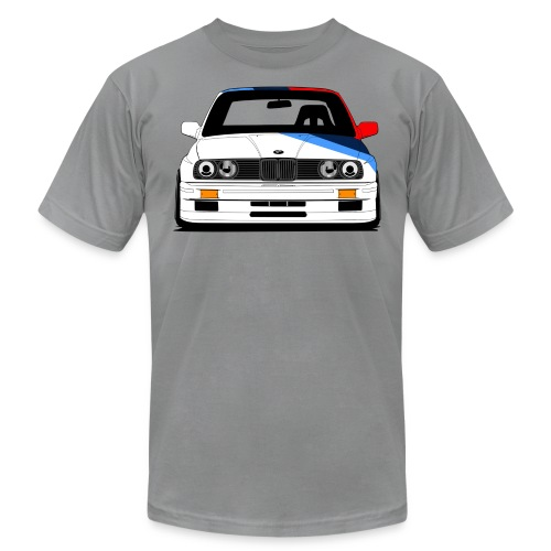 E30 M3 DTM Racecar - Unisex Jersey T-Shirt by Bella + Canvas