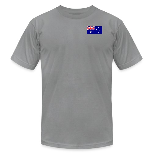 Australian Champions - Unisex Jersey T-Shirt by Bella + Canvas