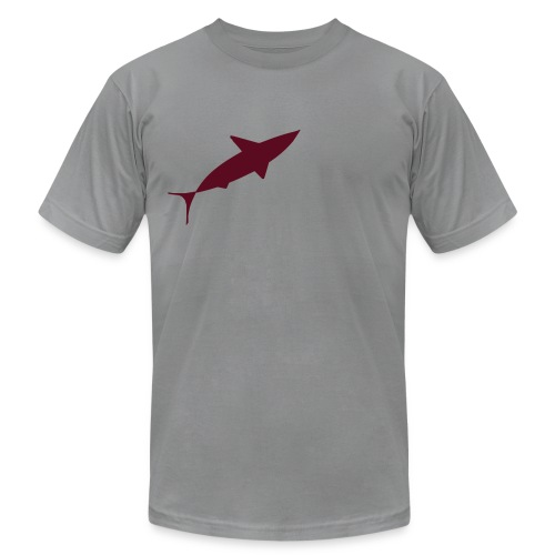 shark - Unisex Jersey T-Shirt by Bella + Canvas
