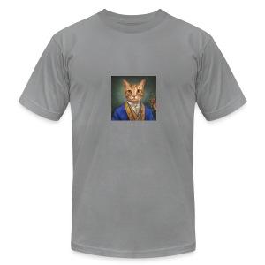 Don't let the suit fool you. - Men's Fine Jersey T-Shirt