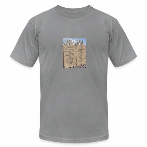 EC0A034C 429D 464C AB7D 629F3373E689 - Men's Fine Jersey T-Shirt