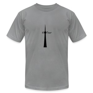 6 Tour Winter Apparel - Men's T-Shirt by American Apparel