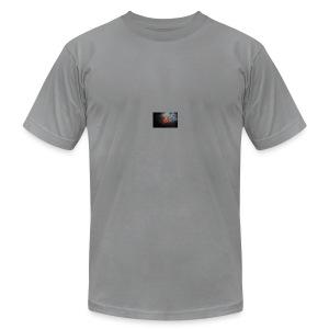Flash Logo - Men's Fine Jersey T-Shirt