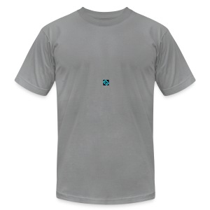 Seller Logo - Men's Fine Jersey T-Shirt