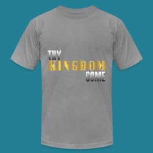 Thy Kingdom Come - Men's Fine Jersey T-Shirt