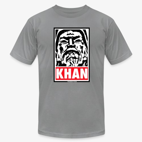 Obedient Khan - Men's Fine Jersey T-Shirt