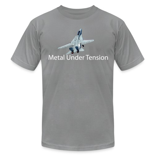 Metal Under Tension - Men's Fine Jersey T-Shirt