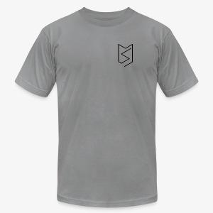 Messy Supply Urban Logo - Men's Fine Jersey T-Shirt