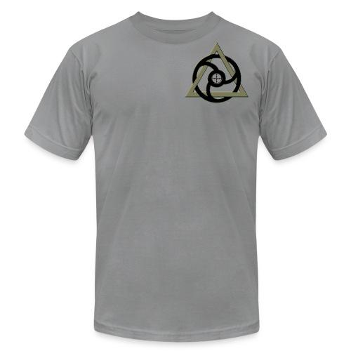 lpi transparent logo only - Men's Fine Jersey T-Shirt