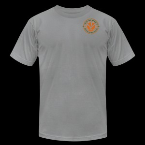 Tactical Manatee Outdoor Division - Men's Fine Jersey T-Shirt