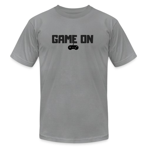 GAME ON - Men's Fine Jersey T-Shirt