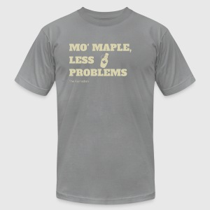 Mo Maple - Men's T-Shirt by American Apparel