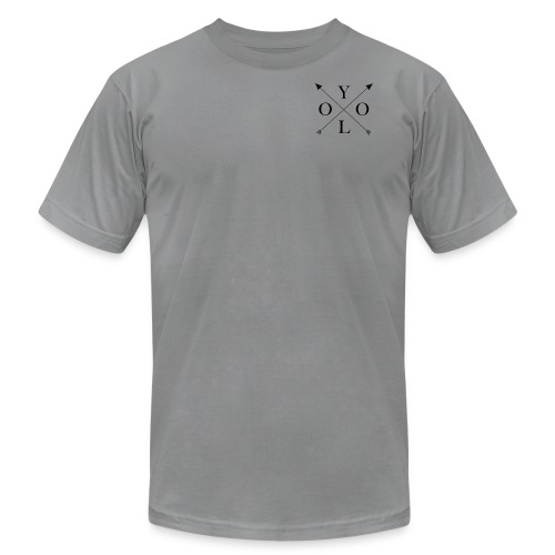 You Only Live Once - Men's Fine Jersey T-Shirt