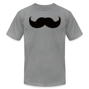 Mustache Tee - Men's Fine Jersey T-Shirt