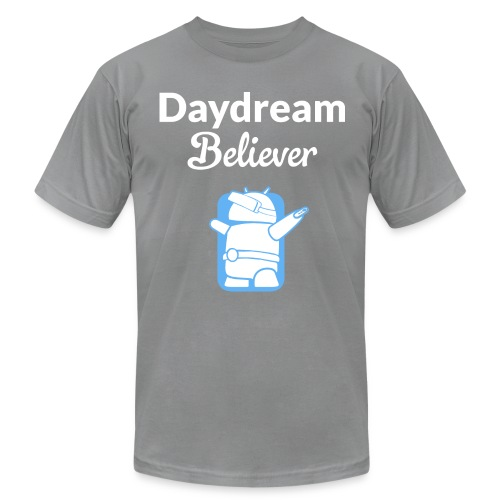 Daydream Believer - Android VR Robot - Men's Fine Jersey T-Shirt