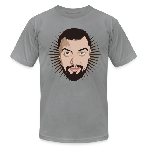 Pashtetus Vector Face - Men's Fine Jersey T-Shirt