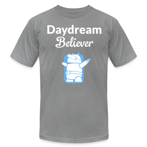 Daydream Believer - Android VR Robot - Men's  Jersey T-Shirt