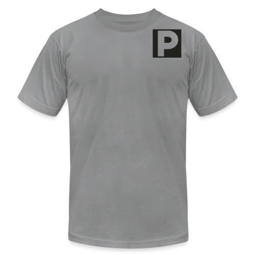 Prosperity small logo - Men's Fine Jersey T-Shirt