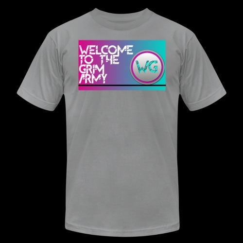 Channal Art Shirt - Men's Fine Jersey T-Shirt
