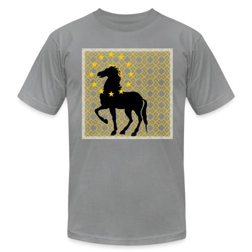 Roman Horse - Men's Fine Jersey T-Shirt