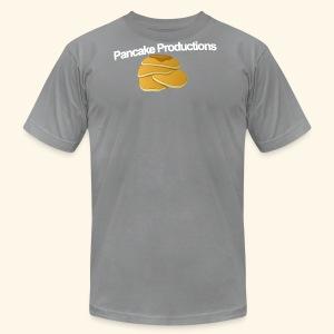 Pancake Productions Shirts - Men's Fine Jersey T-Shirt