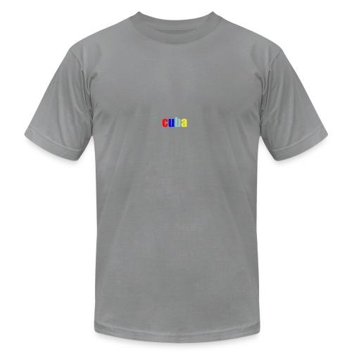 cuba - Men's Fine Jersey T-Shirt