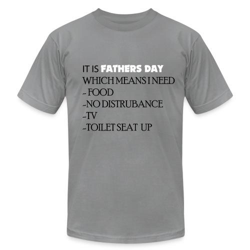 Father tee - Men's Fine Jersey T-Shirt