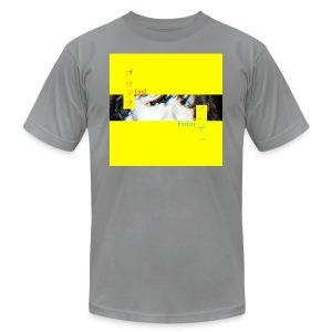 godfxther - Men's T-Shirt by American Apparel