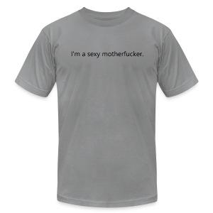 Sexy MF - Men's Fine Jersey T-Shirt
