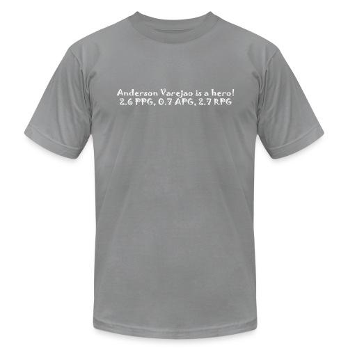 anderson varejao - Men's Fine Jersey T-Shirt