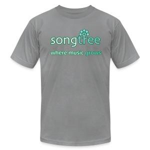 Songtree Logo - Men's Fine Jersey T-Shirt