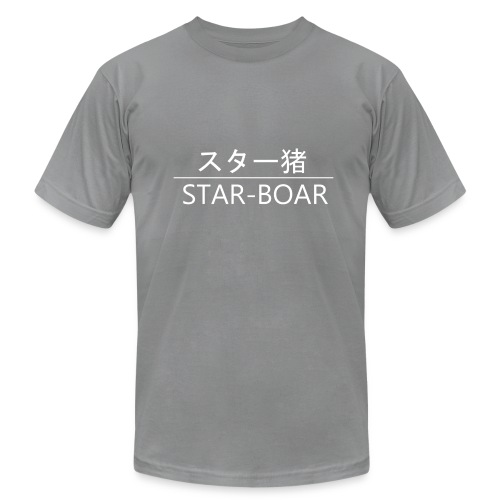 Star-Boar - Men's  Jersey T-Shirt