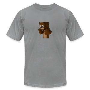 BearGames Render - Men's Fine Jersey T-Shirt