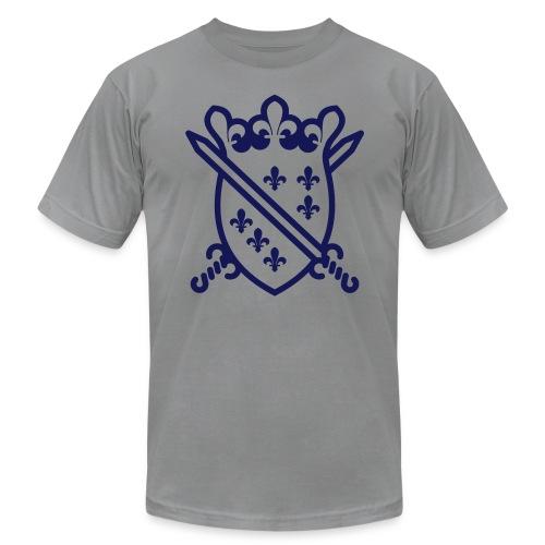 The Dragon Of Bosnia - Štit sa mačevima - Men's Fine Jersey T-Shirt