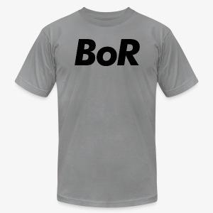 BOR - Men's Fine Jersey T-Shirt