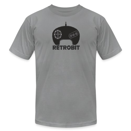 RetroBit Genesis controller - Men's Fine Jersey T-Shirt