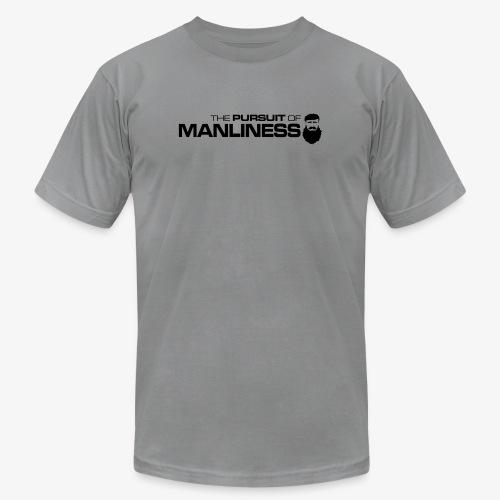 PoM Horizontal - Men's Fine Jersey T-Shirt
