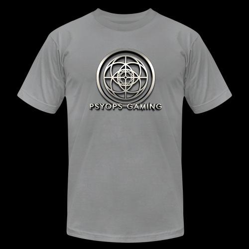 Psyops Gaming Logo - Men's Fine Jersey T-Shirt